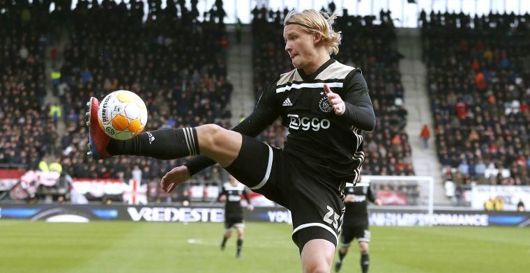 De Eredivisie-flops: Deense dissonanten van Ajax en onthutsend Feyenoord-duo
