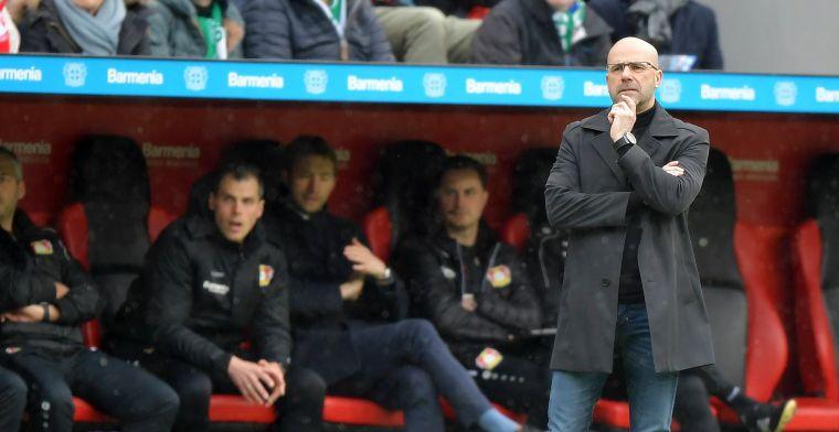 Klaassen en Werder Bremen delen in Leverkusen tik uit aan Bayer van Bosz