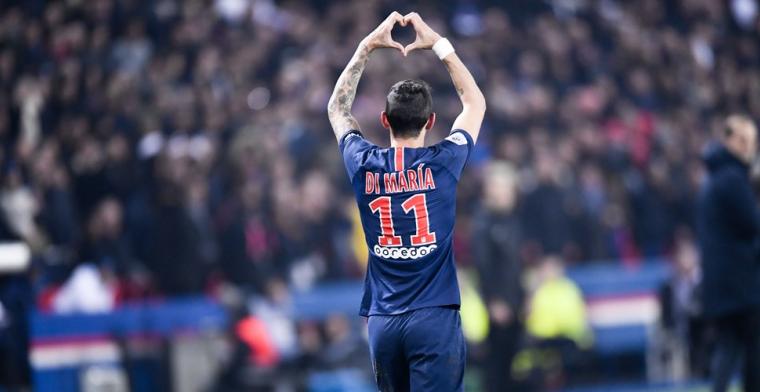 Paris Saint-Germain wint Le Classique dankzij uitblinker Dí María