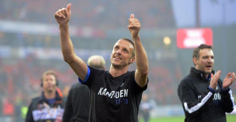 """Simons moest een klik maken bij Club Brugge: """"Je moet een lijn trekken"""""""
