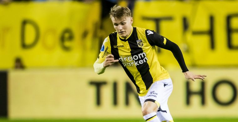 Naam van Odegaard zingt rond in Amsterdam: 'Ik hoop echt dat-ie naar Ajax gaat'