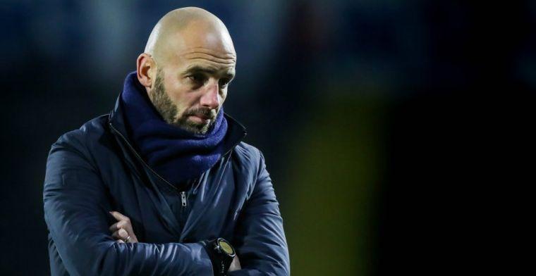 Van der Gaag vertrekt per direct bij NAC Breda: trainer dient zelf ontslag in