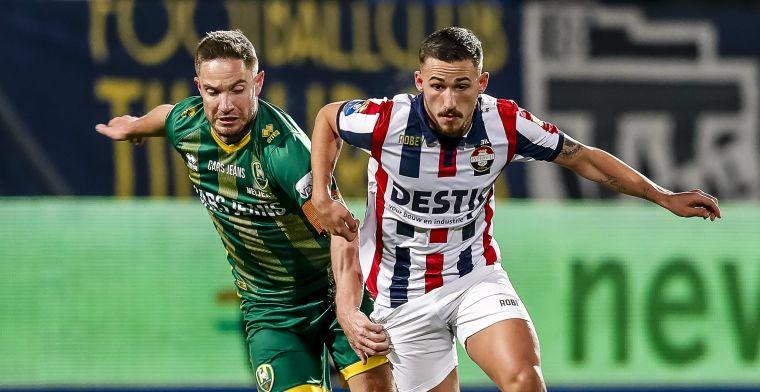 Nieuws uit Tilburg: Willem II en Avdijaj verbreken samenwerking per direct