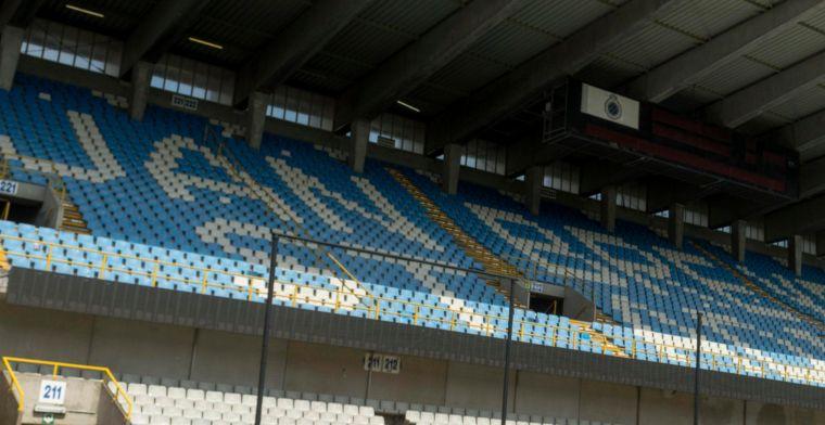 UPDATE: Cercle wil samen met Club Brugge meebetalen voor nieuwe grasmat