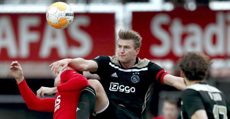 Jans wijst op 'Dumfries-effect' bij Ajax: 'Aantal jongens is dat niet gewend'