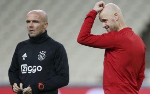 Afbeelding: 'Assistent-trainer Schreuder na dit seizoen weg bij Ajax'