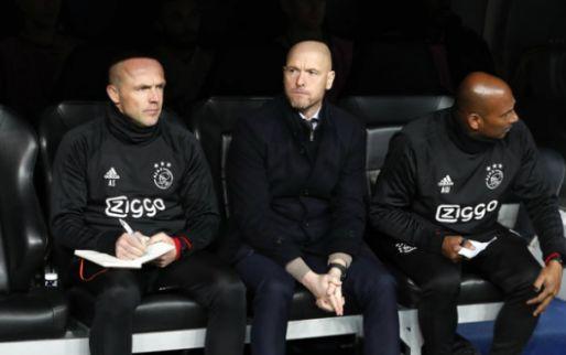 Afbeelding: Schreuder blij met overstap: 'Ajax dankbaar voor medewerking en het begrip'