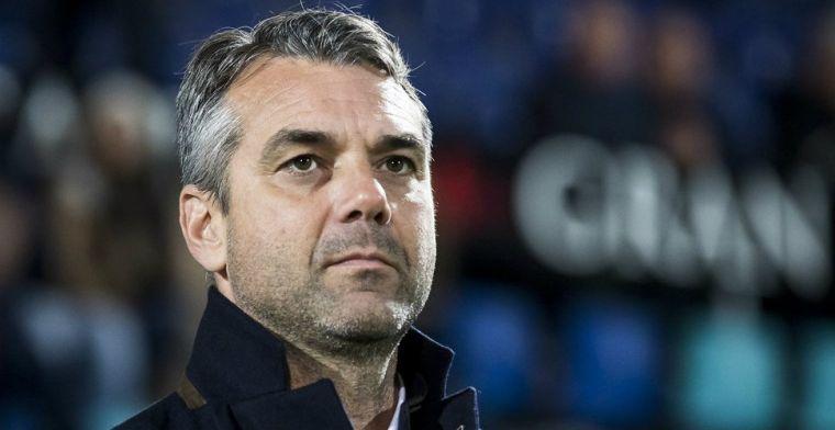 'Ik verwacht niet dat Pusic volgend jaar nog trainer is van FC Twente'