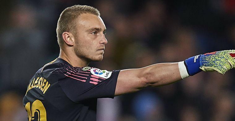 Cillessen grapt met Ajax-spelers: Zullen ze tegen Juventus ook hebben