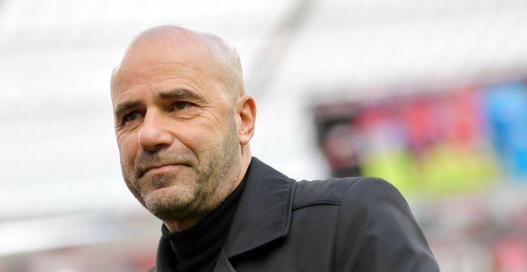 Bosz weigert aandeel in huidig Ajax-succes: 'Daarvoor hoef je geen kenner te zijn'
