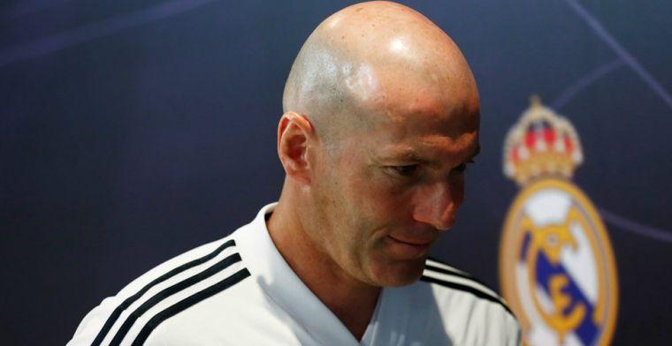 'Varane overweegt Real Madrid-vertrek; Zidane zet zinnen op Liverpool-aanvaller'