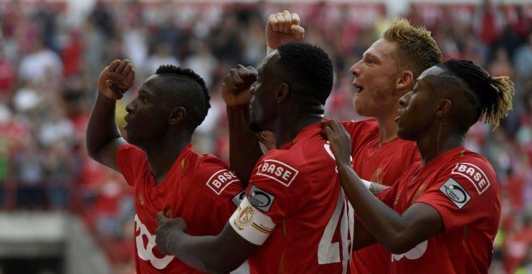 Standard zendt haar zonen uit: liefst veertien (!) spelers naar nationale ploeg