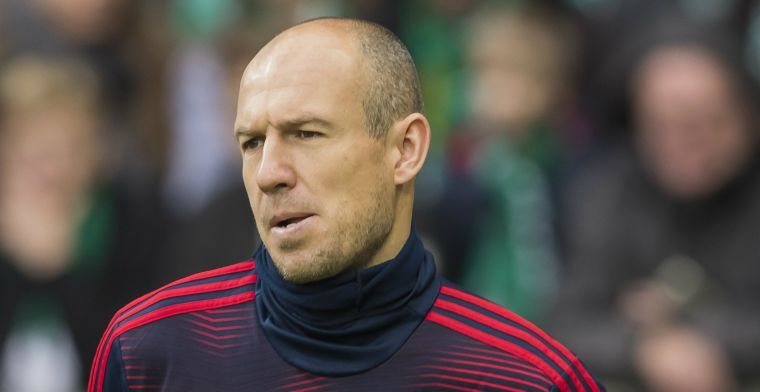 Robben maakt indruk bij Bayern: 'Enorme eerzucht, een ongelooflijke professional'