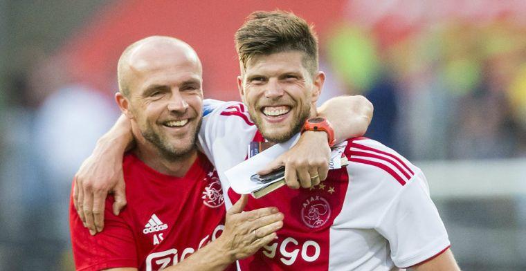 Ajax-spelers 'lopen weg met Schreuder': 'Heeft invloed op hun keuze volgend jaar'
