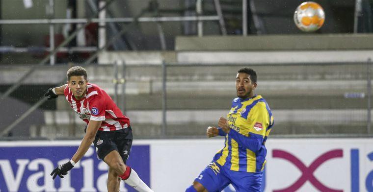 'PSV dreigt talentvolle middenvelder transfervrij kwijt te raken aan AS Roma'