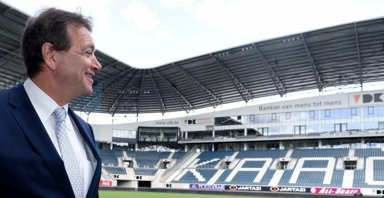 Doet KAA Gent knappe transferdeal? Louwagie geeft Buffalo-supporters hoop
