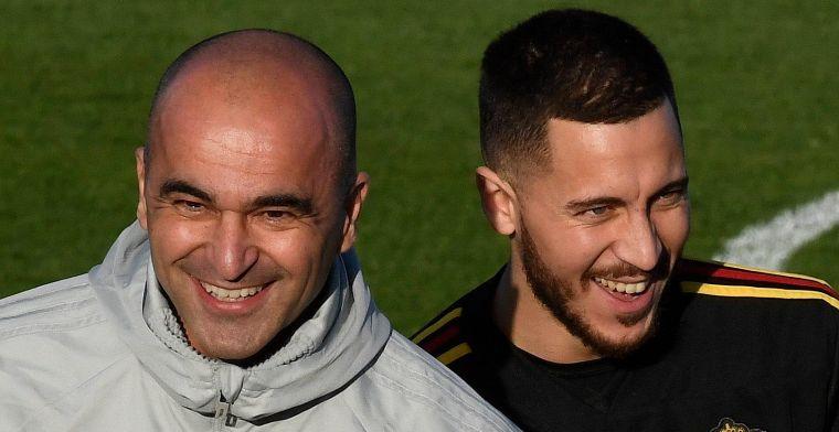 Hazard laat zich uit over Real Madrid-transfer: Niemand die me verwacht
