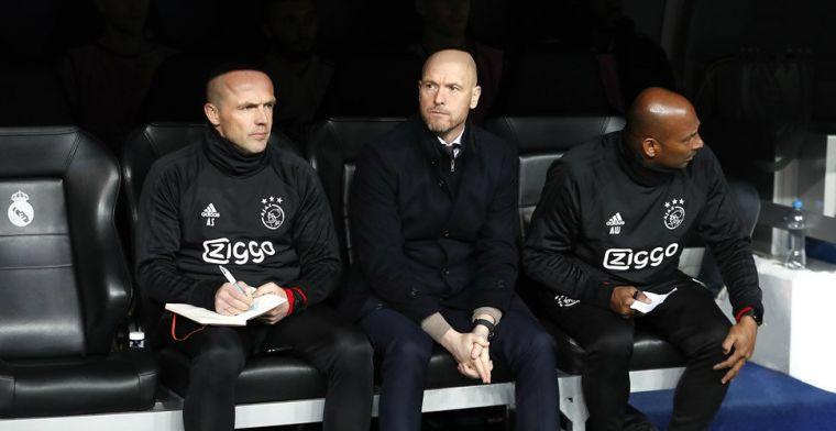 Schreuder blij met overstap: 'Ajax dankbaar voor medewerking en het begrip'
