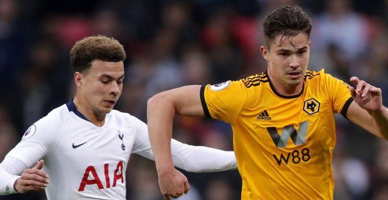Dendoncker is opgeleefd bij Wolverhampton: ''Was fysiek en mentaal erg moeilijk''