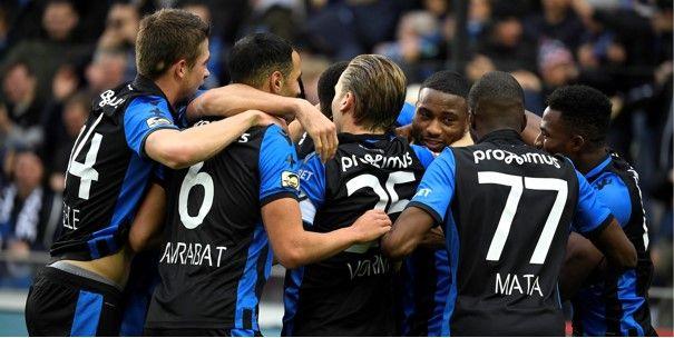 Geen zorgen om Club Brugge: 'Op de grote afspraken staan ze er steeds'