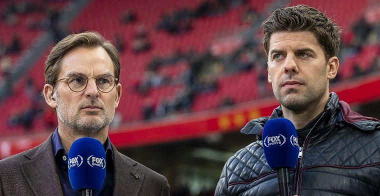'Komst van Poulsen is goed voor Ajax, in plaats van een vriendje van Ten Hag'