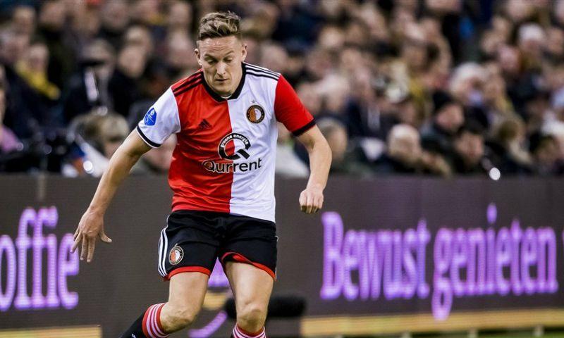 Afbeelding: Jong Feyenoord speelt met veel bekende namen gelijk tegen Jong Heracles Almelo