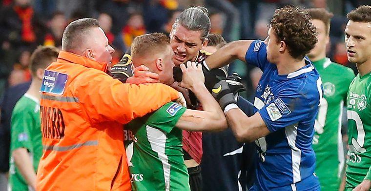 'Pleidooi van KV Mechelen om bier af te schaffen werkt niet, boete nummer 6 is er'