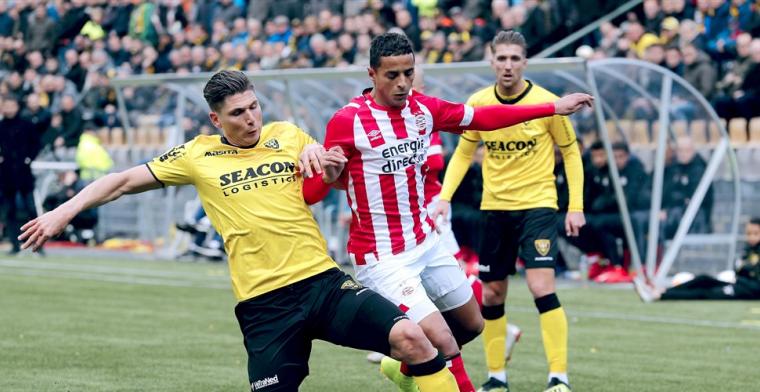 Ihattaren: 'Daar heb ik de spelers van Ajax en Feyenoord wel even aan herinnerd'