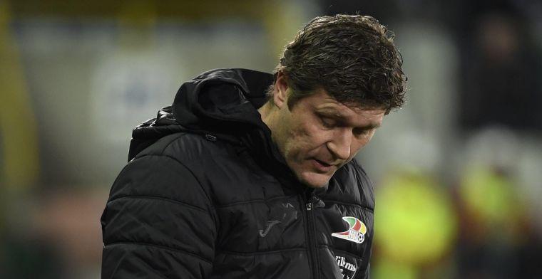 Broos waarschuwt zijn ex-coach Verheyen: Anders zal hij daaraan kapot gaan
