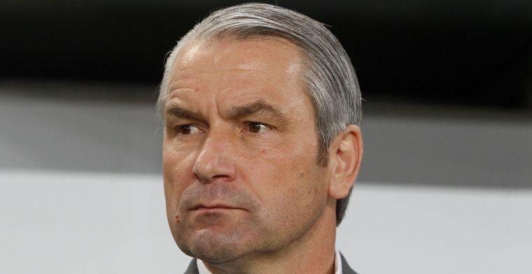 'NAC Breda wil nieuwe trainer wegplukken uit de Jupiler Pro League'
