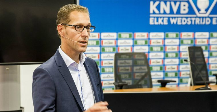 FIFA plukt VAR-projectleider weg bij KNVB: 'Een beloning voor ons werk'