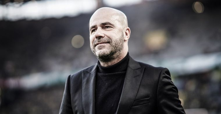 Bosz tevreden na oefenzege op oud-werkgever: Ajax zette ons flink onder druk
