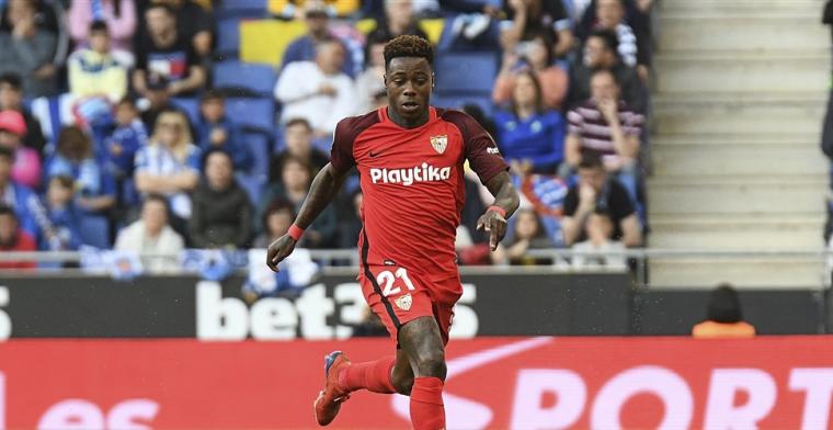'Backje' van Sevilla: 'Koeman zal niet vergeten zijn dat ik scorend vermogen heb'