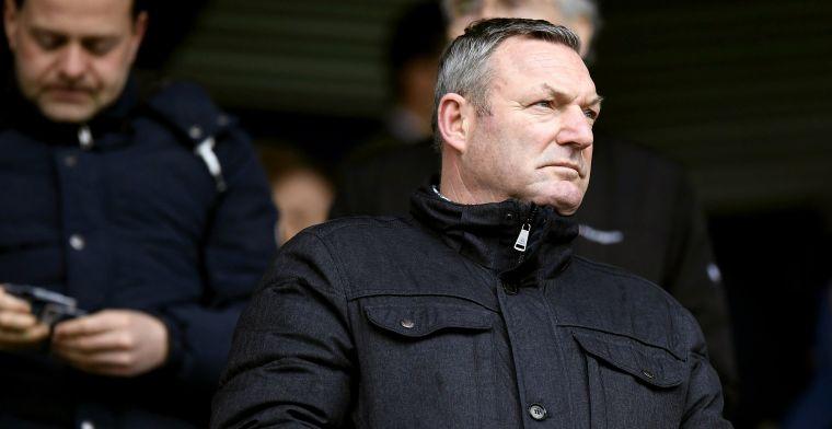 Update: 'NAC heeft beet en haalt nieuwe technisch manager uit België'