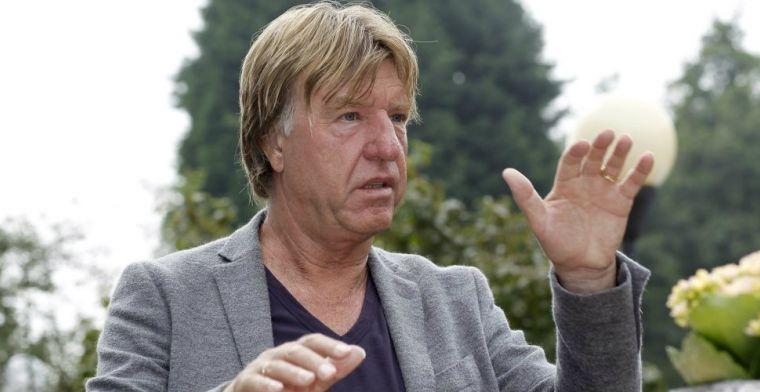 De Mos kraakt Feyenoord: 'Die spelen als amateurs, kan leiding nooit accepteren'