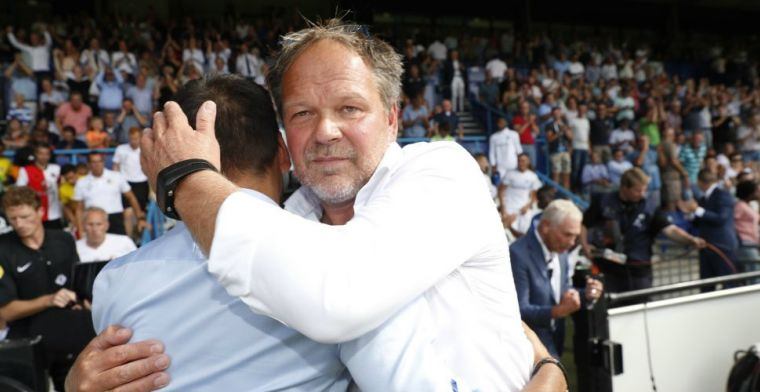 De Jong en Van der Heide tekenen bij Cambuur: 'Het is allemaal snel gegaan'