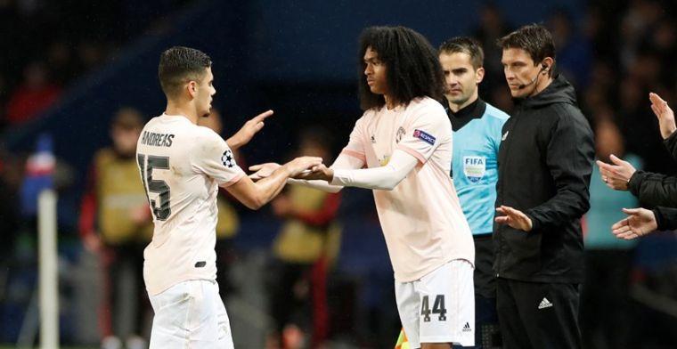 Chong maakt excuses aan fans na United-stunt: Ik kan natuurlijk veel beter