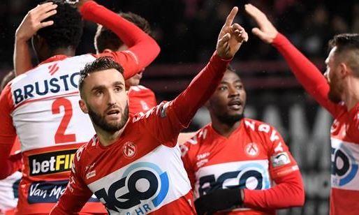 Afbeelding: KV Kortrijk is nummer twee van Frankrijk de baas in vriendschappelijke wedstrijd