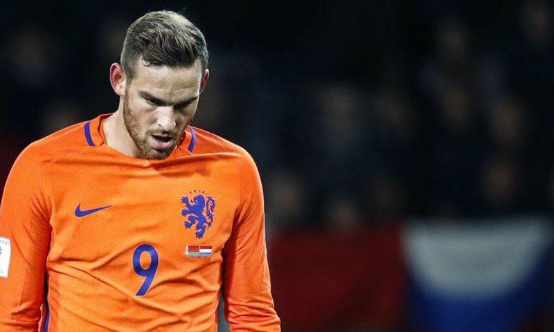 Afbeelding: Janssen volledig buiten beeld bij Nederlands elftal: