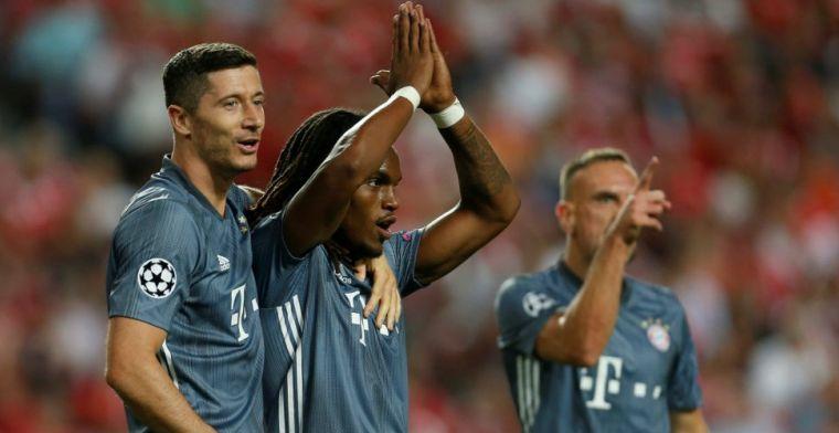 Vertrek bij Bayern München optie: 'Ik ben hier niet gelukkig, ik wil meer spelen'
