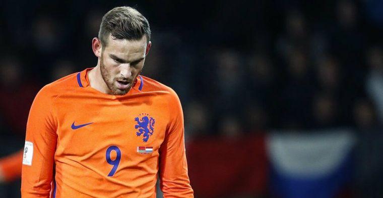 Janssen volledig buiten beeld bij Nederlands elftal: Het kan snel gaan
