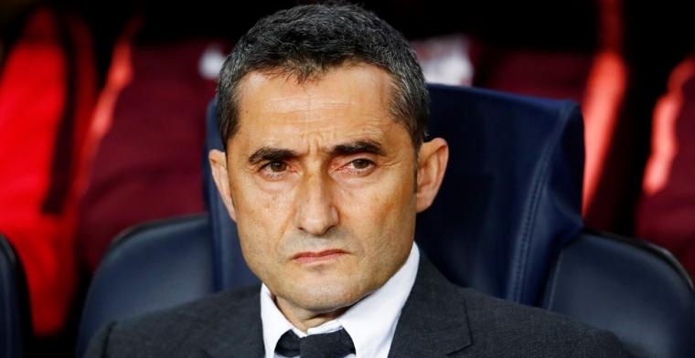 'Spelers Barcelona krijgen uitnodiging in vrije week, niemand komt opdagen'