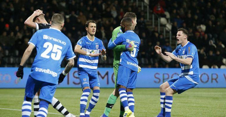 'PEC wil door met tweetal: driejarig contract ligt klaar voor PSV-huurling Paal'