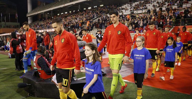 VP Rapport: Hazard-broers blinken uit, heel wat tegenvallende Rode Duivels