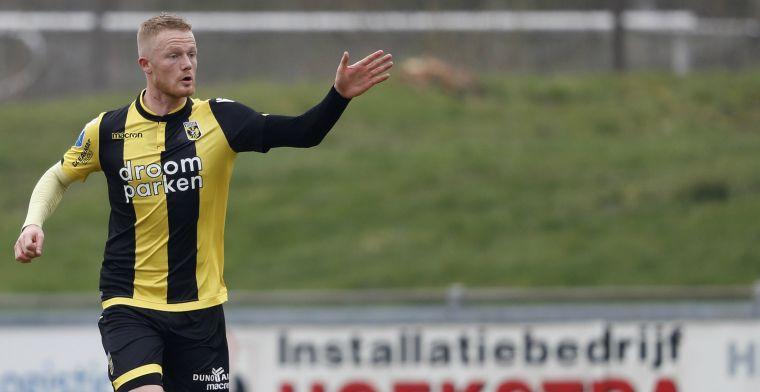 Zomeraankoop van Vitesse speelt niet: 'Dit is niet wat ik had verwacht'