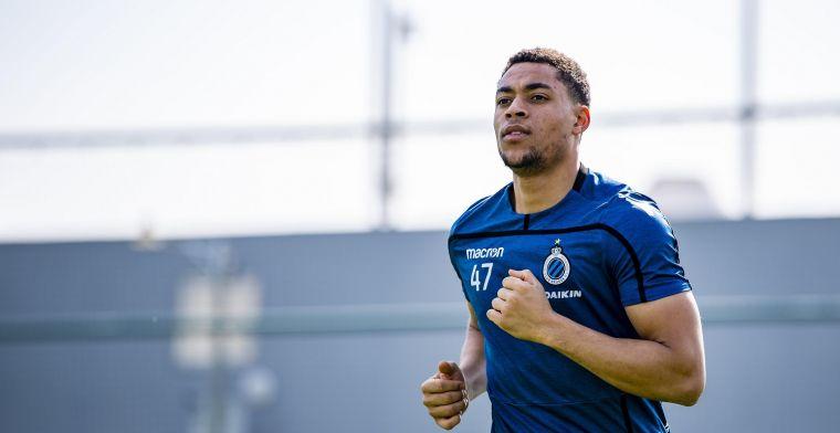'Club Brugge krijgt uitstekend nieuws uit Milaan over Danjuma'