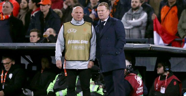Koeman riep Oranje tot de orde: 'Meer hakjes dan in het hele vorige jaar'