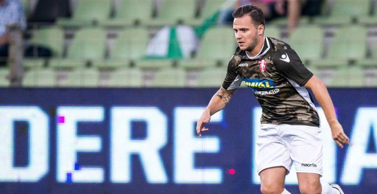 Van Haaren: 'Na dit seizoen zou ik best weer in Nederland willen voetballen'