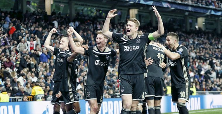 'Ik denk dat Ajax Juventus gaat kloppen, dit team kan het toernooi ook winnen'