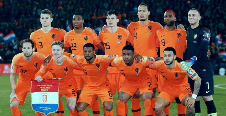 Spelersrapport: Wijnaldum, Depay, De Jong en Babel uitblinkers, Bergwijn dissonant